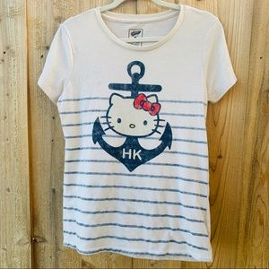 Old navy hello kitty collectabilitees t shirt